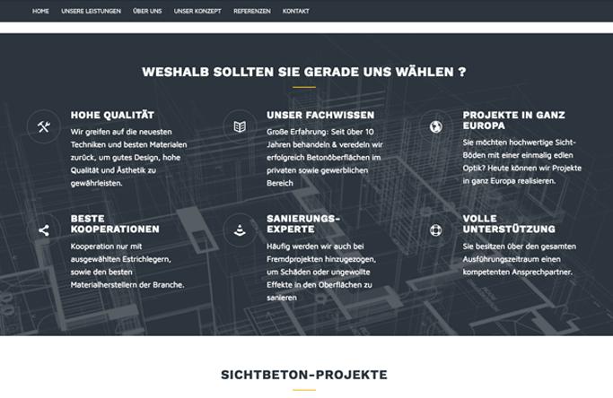 aschaffenburg webseite erstellen lassen