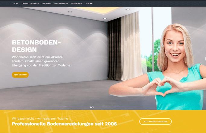 frankfurt webseite erstellen lassen
