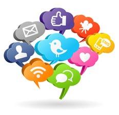 Die positiven Effekte von Social Media: • Verbesserte SEO Suchmaschinen Ergebnisse • gesteigerte Besucherfrequenz • Kundengewinnung • Neue Erkenntnisse des eigenen Marktes