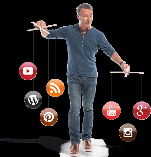 Social Media Manager mit Instagram, Youtube, Facebook und Co.   Aschaffenburg bis Frankfurt
