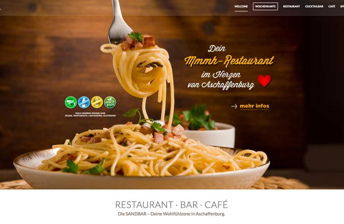 webdesign wordpress aschaffenburg