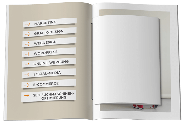 Marketing und Werbung | Social Media, Grafik Design, Wordpress Agentur, Online Werbung