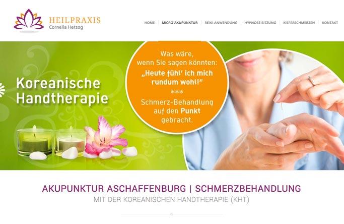 werbung webdesign aschaffenburg