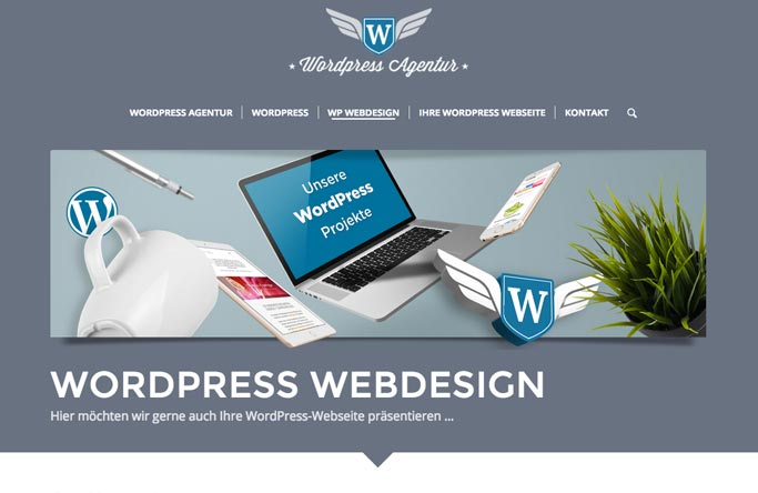 Wordpressagentur & Webdesign in Frankfurt